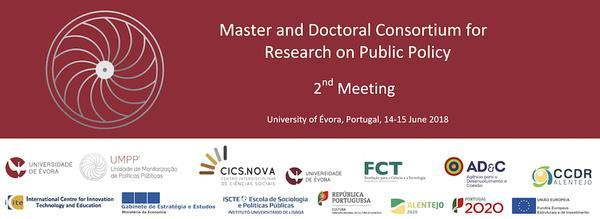 f05612154 UMPP Master and Doctoral Consortium for Research on Public Policy 2nd  Meeting